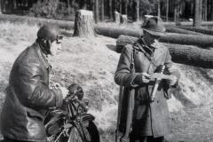 Motospojka freikorpsu.