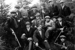 Ozbrojení sudetoněmečtí dobrovolníci v Orlických horách