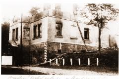Dne 22. září 1938 vypálili ordneři čs. celnici v Bartošovicích. Podobně zničených objektů byly v té době minimálně desítky. Mnohde byli i oběti na životech z řad obránců Odhaduje se, že mrtvých bylo více než 120.