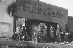 Oporou naší armády při německém útoku měly být pohraniční pevnosti.